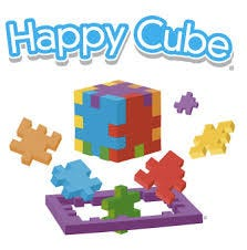 Happy Cube - 3D pussel