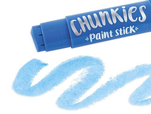 Chunkies paint sticks från ooly